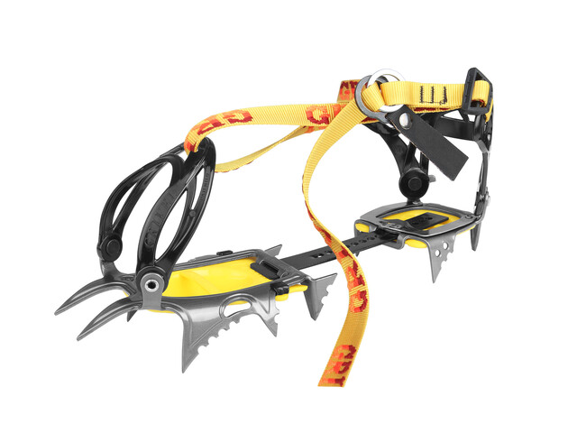 Grivel Air Tech NC - Crampons - jaune/gris